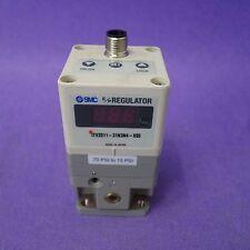 SMC ITV2011-31N3N4-X95 E/P Pressure Regulator , USED