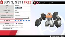 ✨ Shiny Gmax Melmetal ✨ Pokemon Sword and Shield Perfect IV🚀Fast Delivery🚀