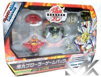 SEGA Toys Bakugan Brawler BST-01 Starter Pack Dan Kit Set Japan MK