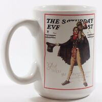 Norman Rockwell Saturday Evening Post 2002 Collection Coffee Mug