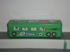 T1693 Collectable Smiggle Town Bus Tin Pencil Case Empty  2014