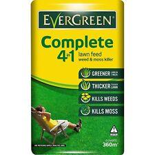 Evergreen 15012 Complete WSMT Lawn Fertiliser Green 12.6 Kg