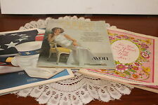 AVON VINTAGE...LOT OF THREE  CATALOGUES...1975..CAMPAIGNS  7, 10, 15