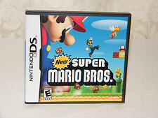 New Super Mario Bros. - Nintendo DS Game - Complete