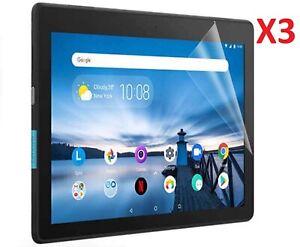 3 X For Lenovo Tab P10 Screen Protector Ultra Clear TPU (TB-X705F/TB-X705L)