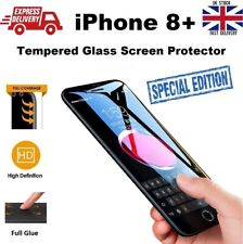 5D Curved Gorilla Glass Screen Protection For Apple iPhone 7 Plus / iPhone 8+