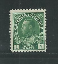 CANADA # 104 MNH KING GEORGE V