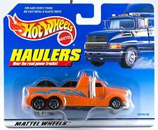 Hot Wheels Haulers Cable Truck New On Card 1998