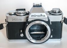 Minolta XD5 plateada (cuerpo)