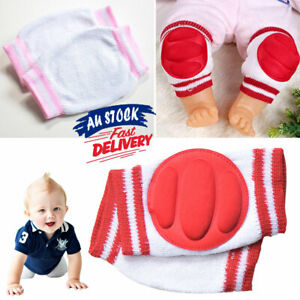Baby Safety Crawling Knee Pad Elbow Cushion Toddler Protector Toddlers Anti-slip