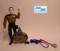 1993  Playmates Star Trek Next Generation Data Season 1 Loose Action Figure