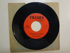 "LEGENDS: Raining In My Heart-How Can I Find Her-U.S. 7"" 64 Thames Records L-104"
