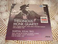 Thelonious -Quartet Monk Live In Berlin 1961 .. vinyl LP NEW sealed