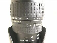 Sigma aspherical if 28-300mm + Pentax MZ-50