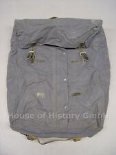 90482, Luftwaffe Kleidersack für fliegendes Personal, blaugrauer Rucksack