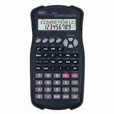Calcolatrice scientifica AVC 3950 scuola display su 2 righe custodia in plastica