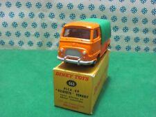 Vintage  -  RENAULT  ESTAFETTE  Pick-Up telonato   -  1/43  Dinky Toys 563