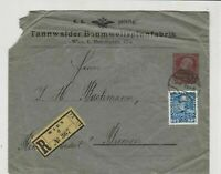 austria 1911  stamps cover ref 21224