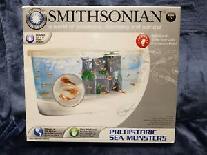 Smithsonian Prehistoric Sea Monsters Kit Ages 8+ NEW Sealed