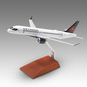 PACMIN Pacific Miniatures Air Canada Airbus A220-300 Desktop Model 1/144 Scale