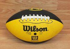 Genuine Wilson - Nautica Competition Black & Yellow Football **READ**