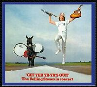 The Rolling Stones - Get Yer Ya-Yas Out!: The Rolling Stones In Concert [CD]