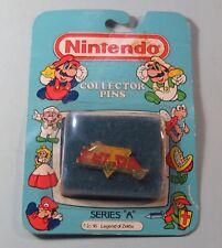 1989 Nintendo Collector Pin Legend of Zelda NES era Sealed NIB ACE Series A #16