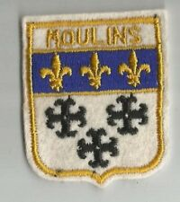 ECUSSON A COUDRE MOULINS 03 ALLIER 6X5 CM