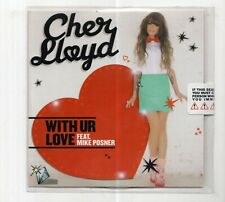 (JD246) Cher Lloyd, With Ur Love ft Mike Posner - 2011 DJ CD