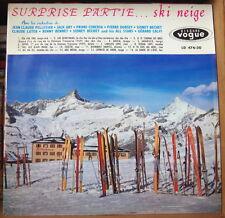 SURPRISE PARTIE...  SKI NEIGE FRENCH LP VOGUE 474-30