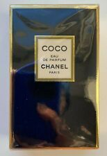 Chanel COCO EAU DE PARFUM 50 ML 1.7 fl oz VINTAGE SEALED BOX