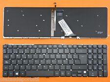Teclado Español Acer Aspire M5-581T, M5-581G sin marco  retroiluminado 0110031