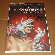 Eleven or One #1 Signed Joseph Michael Linsner Dawn