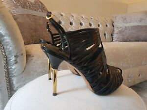 LOUIS VUITTON MARBELLA SANDAL PUMP SHOES EU 37, UK 4, RETAIL £680