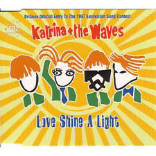 MAXI CD EUROVISION 1997 UK : Katrina & the Waves	Love shine a light CD 2