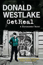 """VERY GOOD"" E. Westlake, Donald, Get Real: A Dortmunder Novel, Book"