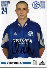 Autogramm - Christian Pander (FC Schalke 04) - 2005/2006