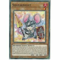 IGAS-EN031 Squeaknight   1st Edition Common Card YuGiOh Trading Card Game TCG