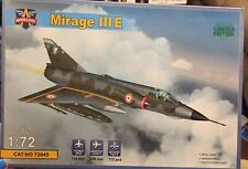 ModelSvit 72045 - 1/72 – Mirage III E fighter-bomber Parts are sealed!