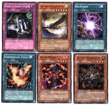 Ω YUGIOH Ω Lot de 6 Belles Cartes Lot N° YT 40