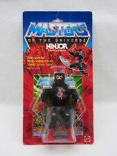 MOTU,VINTAGE,NINJOR,Masters of the Universe,MOC,carded,figure,He-Man