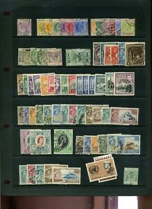 Cyprus mid period used collection inc defin sets etc