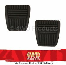 Brake/Clutch Pedal Pad SET - Hilux RN105/106/110 LN106/107/111 (88-97)
