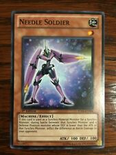 Needle Soldier STBL-EN004 YuGiOh! Starstrike Blast 1st Ed Mint / Near Mint x1