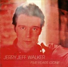 Five Years Gone by Jerry Jeff Walker (CD, Jan-2000, Koch (USA))