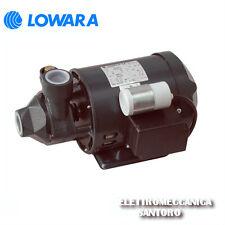 ELETTROPOMPA POMPA PERIFERICA PM 16 / A VOLT 220 HP 0,4 LOWARA