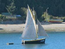 Lanchas Chilotas : Un Patrimonio Historico y Cultural de Chile Jose A. Garnham