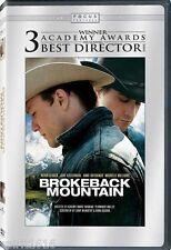 Brokeback Mountain DVD Widescreen - Heath Ledger Jake Gyllenhaal Anne Hathaway