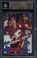 1994-95 Stadium Club Members Only Al MacInnis BGS Gem Mint 9.5 Calgary Flames