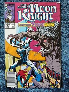 Marc Spectre: Moon Knight #6 Nov 1989